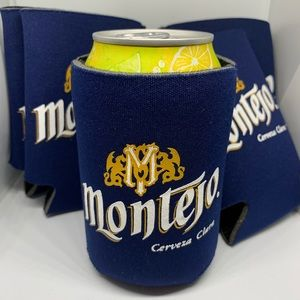 Other - Can Coozies Lot of 6 Montejo Beer Koozies